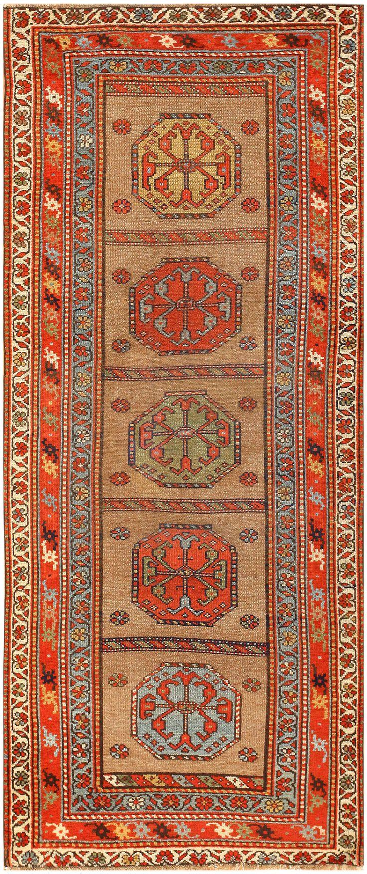 Antique Serab Persian Rug 50013