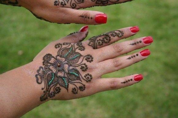 Simple Eid Mehndi Designs For Hands : Mehndi Designs Latest Mehndi Designs and Arabic Mehndi Designs