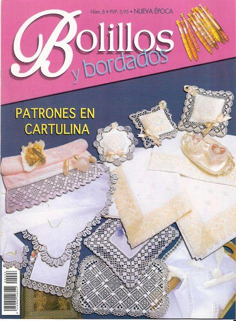 Bordados y Bolillos nº 6 - Blancaflor1 - Picasa Webalbums