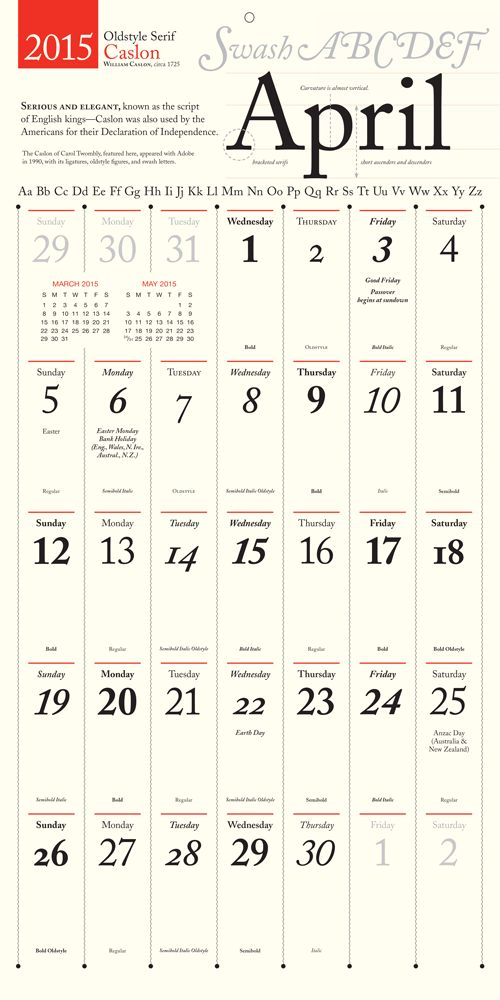 Calendar For Typography Nerds : Best aau work images on pinterest thesis type