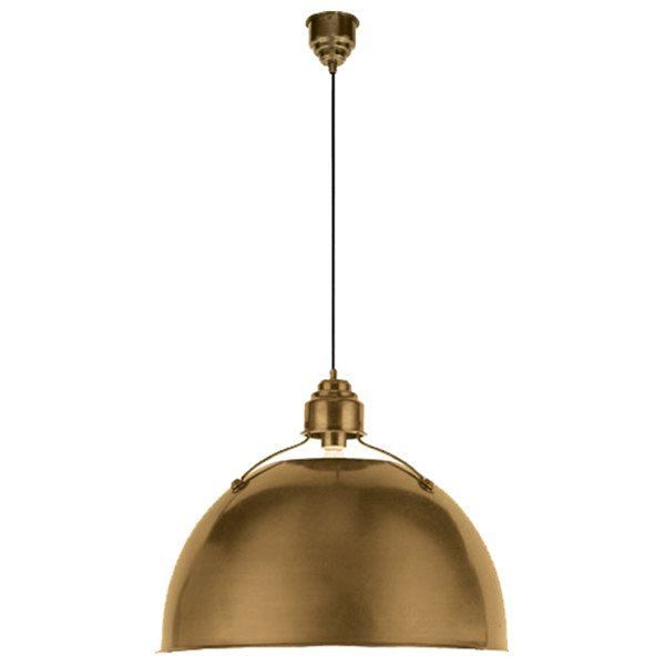 visual comfort lighting thomas obrien eugene 1 light pendant