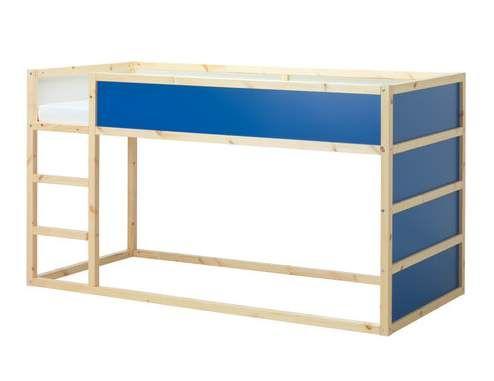 oltre 25 fantastiche idee su letto kura su pinterest   cameretta ... - Letto Ikea Kritter
