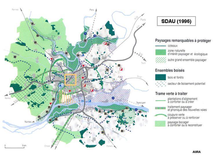 Projets de paysage | Les trames vertes : discours et/ou matérialité, quelles réalités ? | Trames vertes | classification de trames vertes | paysage | politique publique | discours |