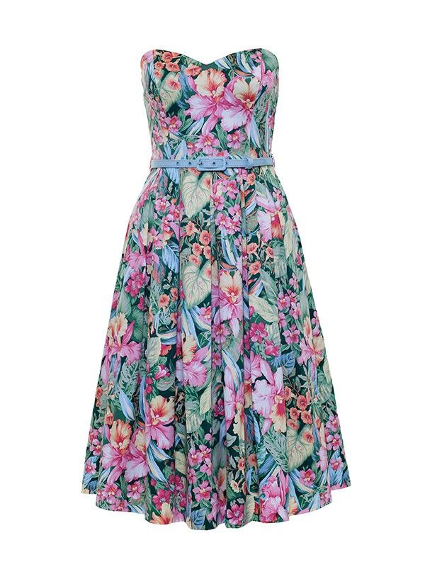 Review Australia | Aloha Prom Dress Multi