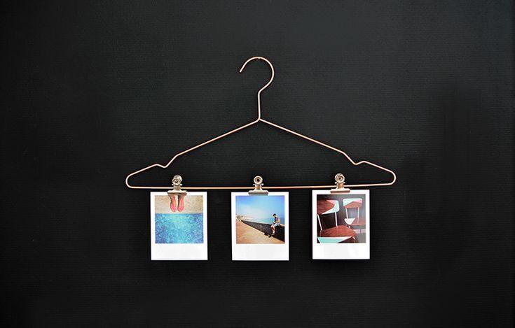 Hängen Sie die Fotos auf, um Ihr Zuhause zu dekorieren! 20 inspirierende Ideen