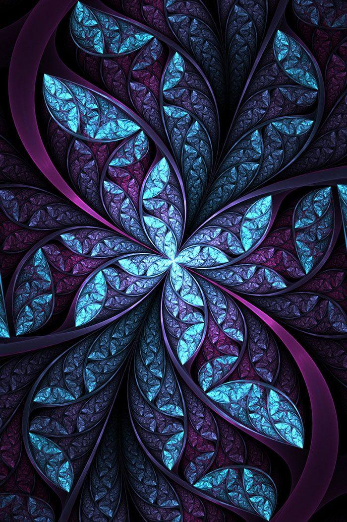 Eliptic Flow by SaTaNiA on PixelTango.com