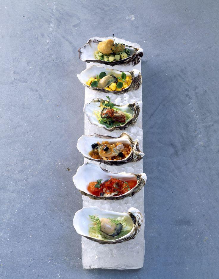 1/2 Dutzend Austern