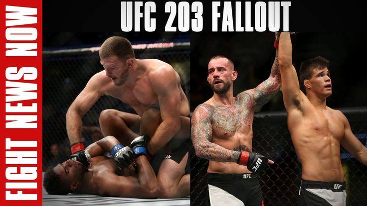 cool UFC 203 Wrap-up: Velasquez or Werdum Next for Miocic, CM Punk's Launching on Battle News Now