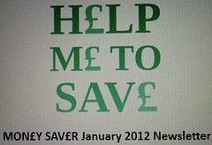 Sign up for our Money Saver free monthly newsletter: http://www.helpmetosave.com/2012/01/money-saver/