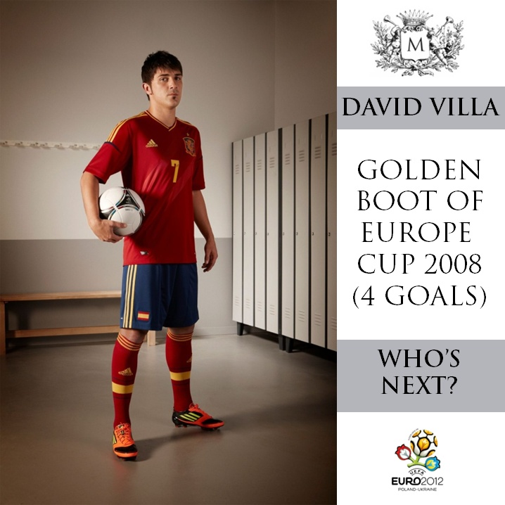 Who's next golden boot?