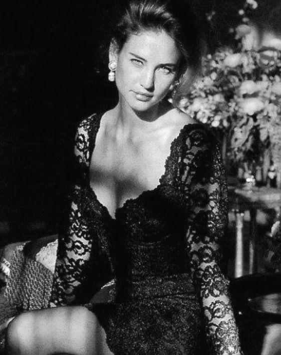 Jill Goodacre (Harry Connick's wife)
