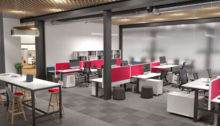 A good activity based working office design provides spaces for individual work, collaboration, and overall flexibility. This is just one example to remember.  http://www.jpofficeworkstations.com.au/