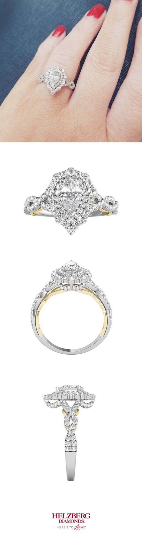 Theres Only One Way To Describe Stephanies Zac Posen Engagement Ring Beautiful Helz Gorgeous Wedding Rings Popular Engagement Rings Engagement Rings For Men