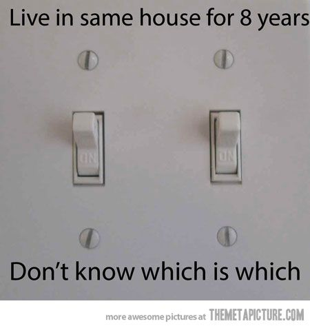 I always go for the wrong one first…Living Rooms, Lights Switched, Front Doors, 18 Years, So True, 16 Years, True Stories, 15 Years, 14 Years