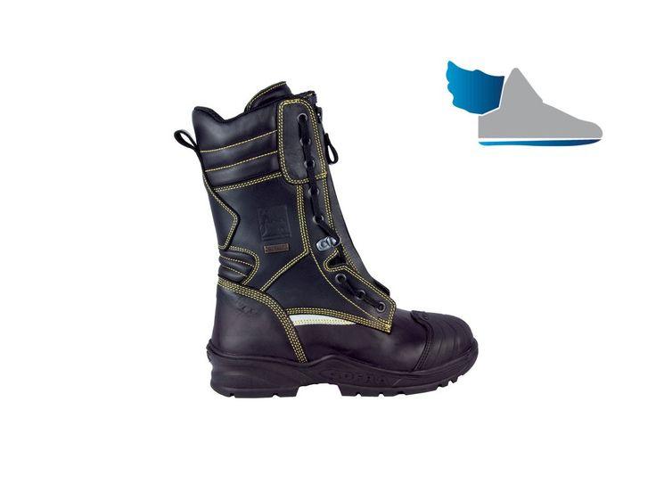 Zimná, pracovná obuv  SHOVEL  aj do extrémne náročných pracovných podmienok.