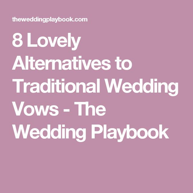 Best 20+ Traditional Wedding Vows ideas on Pinterest   Traditional ...