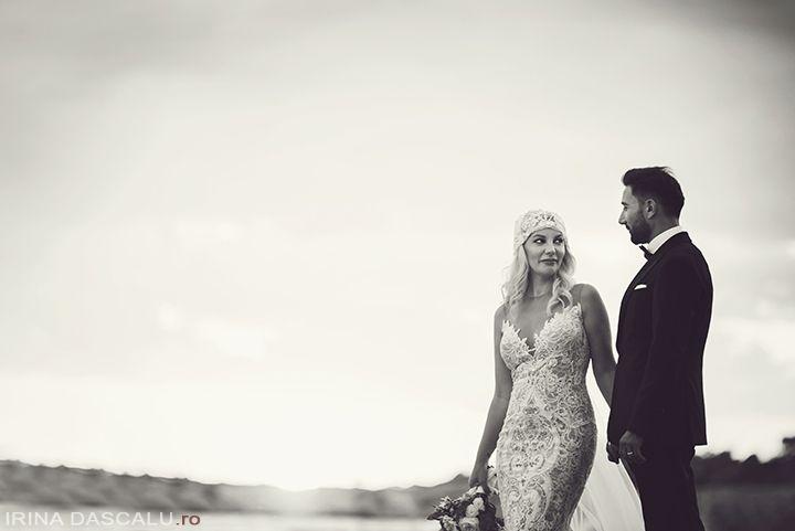 Destination Wedding - Glyfada, Greece - Beach Wedding Photography