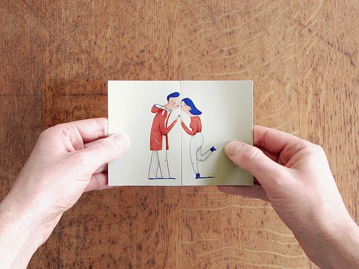 awesome Creative Birth Cards That Reveal Big News When You Open Them