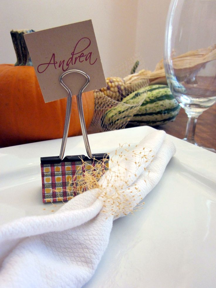 Enchanting Name Tags For Place Settings Images - Best Image Engine ...