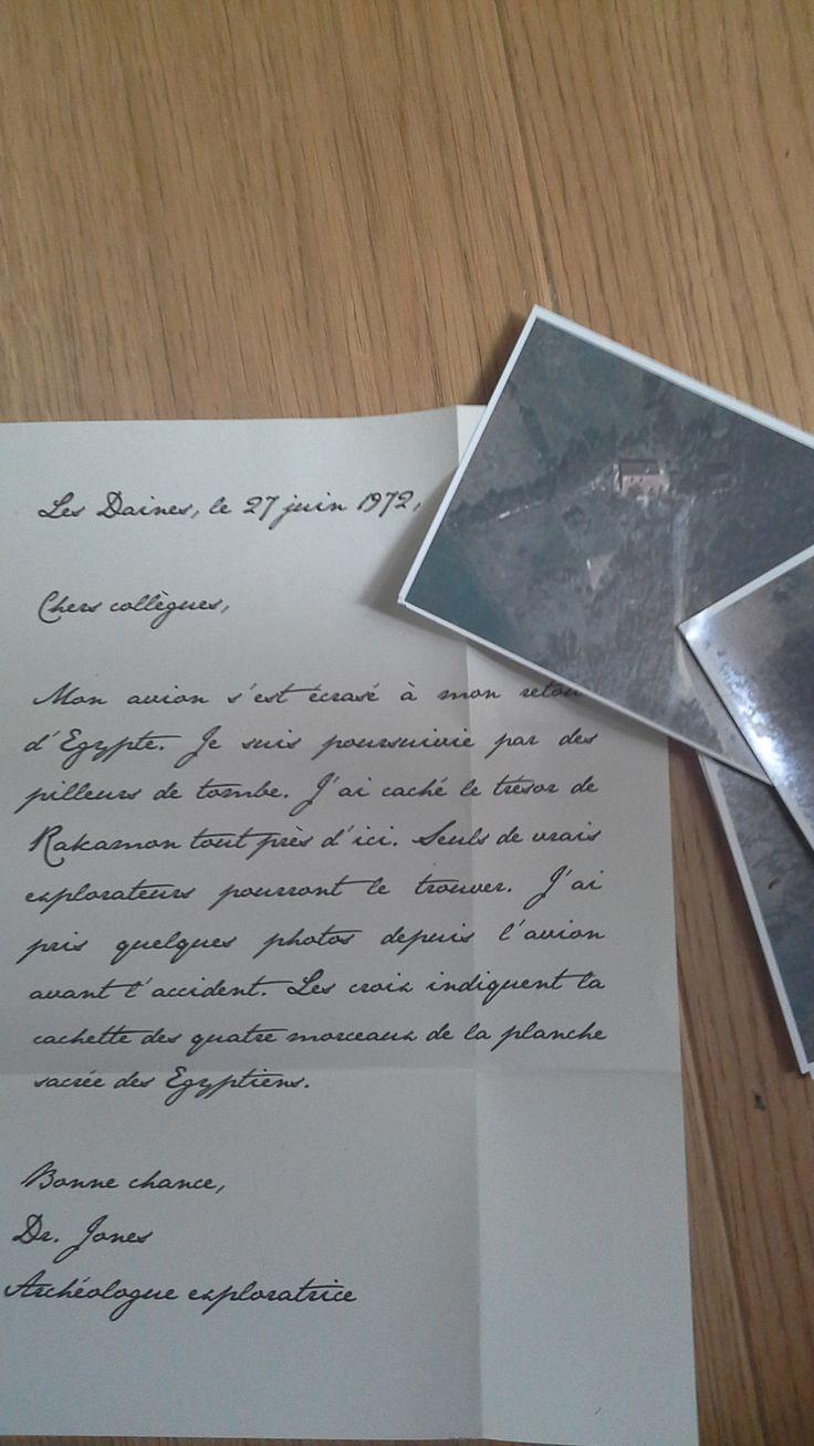 Por Natalia Carrizosa En Francia existe la tradición de organizar búsquedas de tesoro para los cumpleaños de los niños. En mi familia hemos llevado la tradición a niveles supremos de sofisticación…