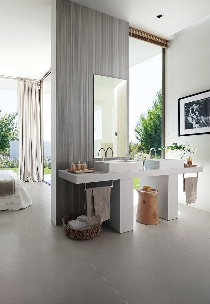 Linea WalLine - Laminated stoneware in 3mm thickness | Revolutionary tiles | Pinterest | Bathroom, Tiles and Bedroom
