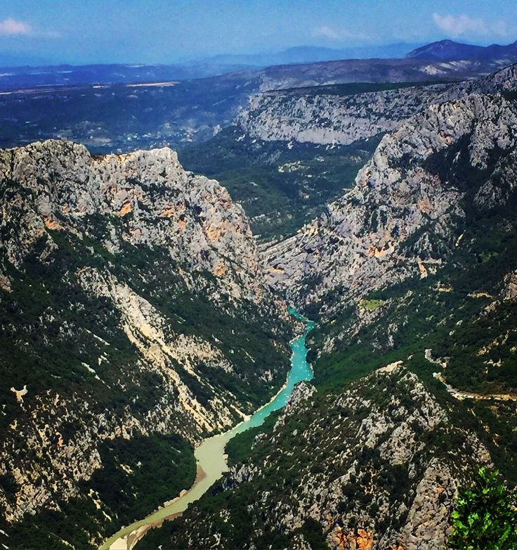 Gorges de Verdon, France #freedom