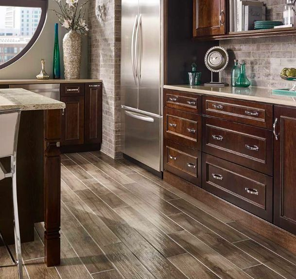 Palmetto Smoke 6x36 Quot Wood Look Porcelain Tile Made In