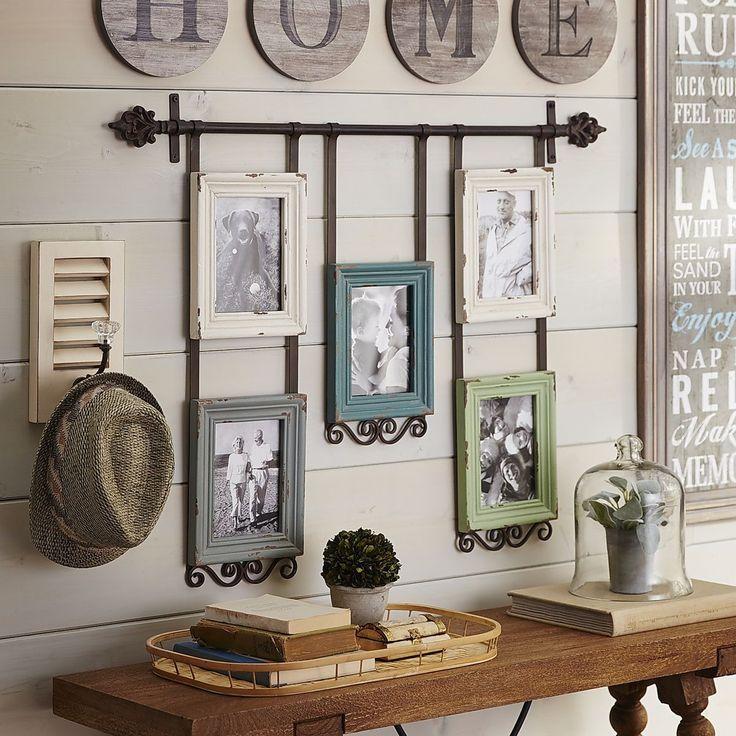 Vintage-Style Bar Collage Frame   Pier 1 Imports