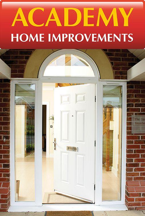 Composite Doors  http://www.academyhome.co.uk/products/doors/composite-doors