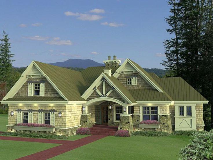 51 best Bungalow House Plans images on Pinterest | Bungalow house ...