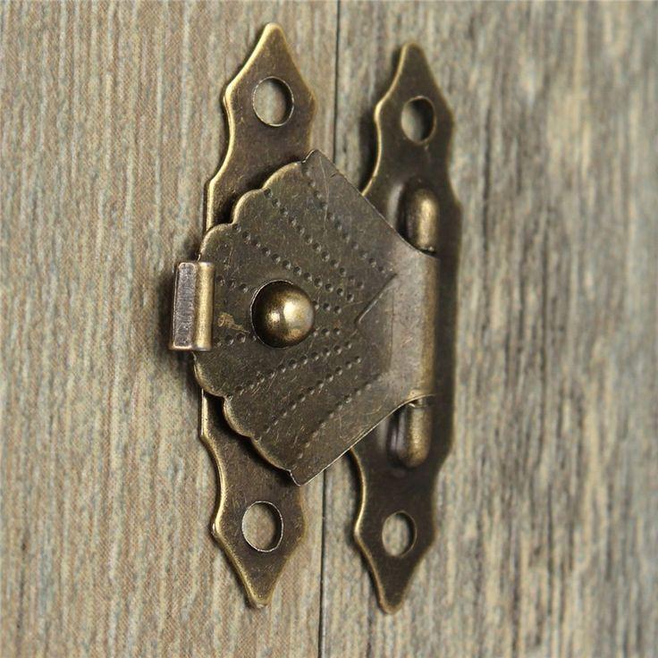 $1.60 (Buy here: https://alitems.com/g/1e8d114494ebda23ff8b16525dc3e8/?i=5&ulp=https%3A%2F%2Fwww.aliexpress.com%2Fitem%2FExcellent-Quality-12pcs-Decorative-Antique-Brass-Mini-Jewelry-Gift-Wine-Box-Wooden-Case-Hasp-Latch-30x19mm%2F32760187399.html ) Excellent Quality 12pcs Decorative Antique Brass Mini Jewelry Gift Wine Box Wooden Case Hasp Latch 30x19mm In Stock for just $1.60