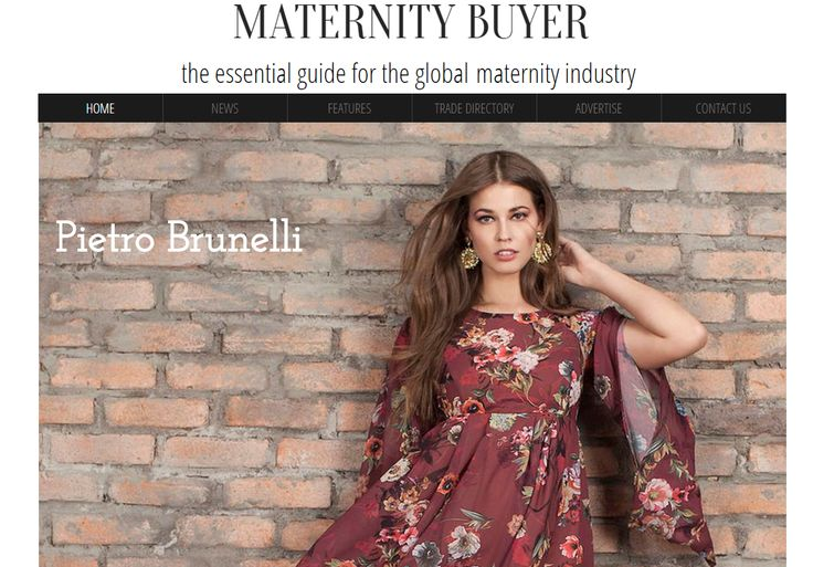 News feature on The Maternity Wear Digital Insights Report