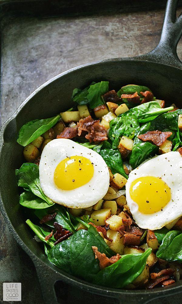 Sartén Desayuno Papas   – Breakfast and Brunch!