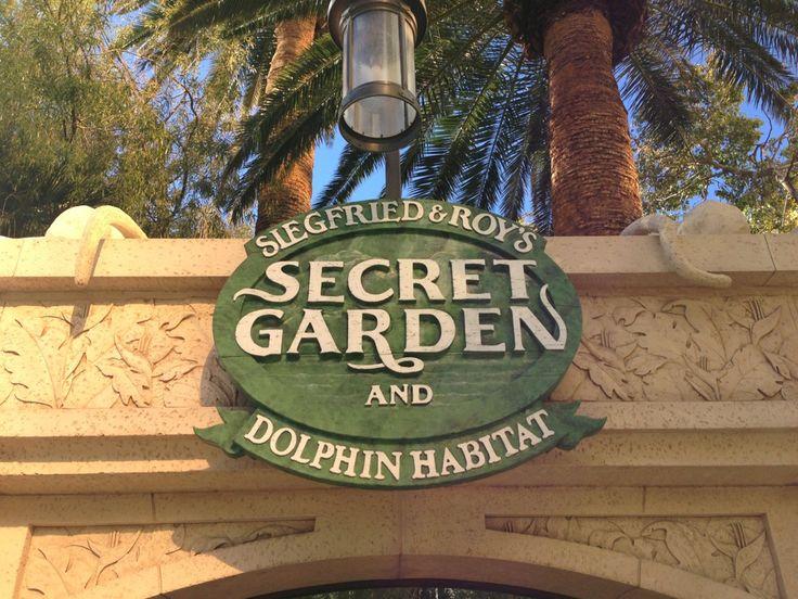 Siegfried & Roy's Secret Garden and Dolphin Habitat in Las Vegas, NV