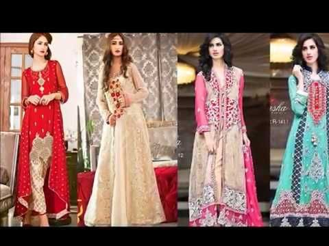 latest and Beautiful fancy party dresses