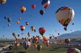 International balloon festival, Albuquerque - Google Search