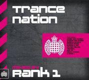 Trance Nation: Mixed By Rank 1 [CD]