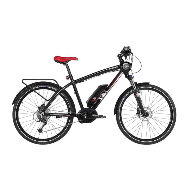 Bosch Solex Trekking Electric Bicycle