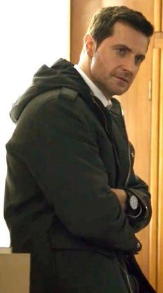 Richard Armitage as Daniel Miller in Berlin Station (2015-2016)