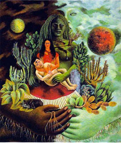 mariage Frida et Diego, journal, extrait, biographie artiste, Frida Kahlo, Diego Rivera, Surréalistes, peintre méxicain