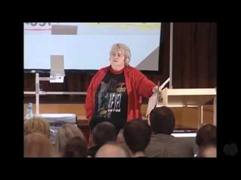Was Medien gerne verschweigen (!!!) Genial!!! Vera F. Birkenbihl - R.I.P. - YouTube