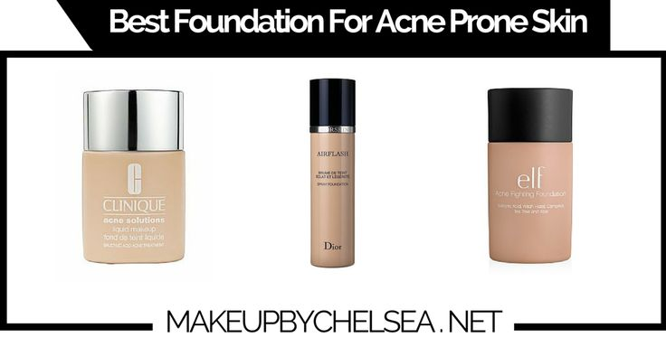 25+ best ideas about Best Foundation For Acne on Pinterest ...