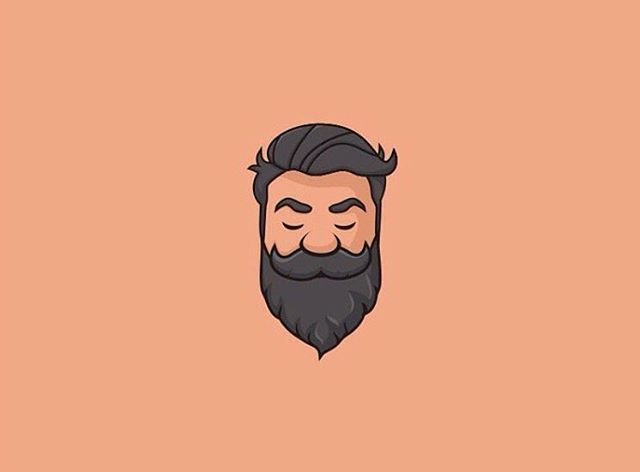 Hipster logo idea desin made by @taufikrizkyy  #logoplace #graphicdesign #creativity #flatdesign #adobe #illustrator #photoshop #branding #follow #photooftheday #picoftheday #instagram #instamood #man #beard #hipster