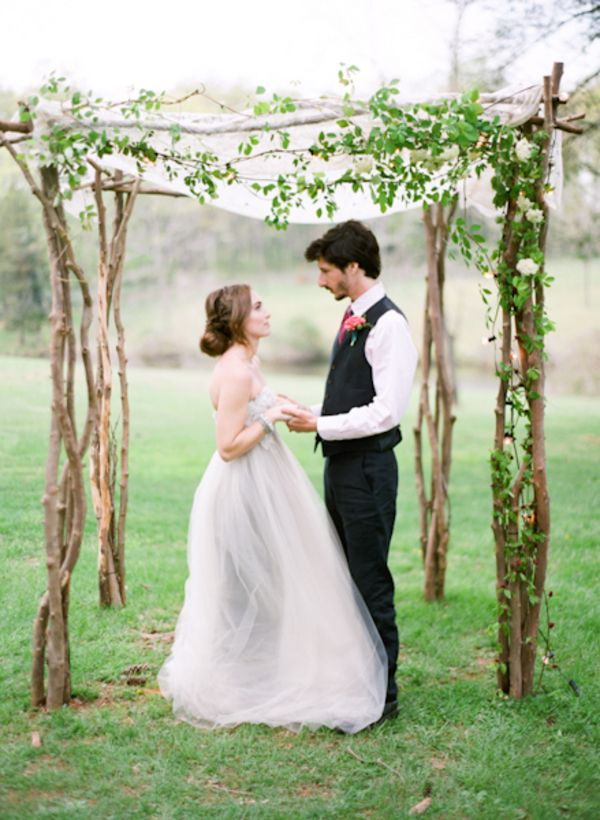 Virginia Countryside Wedding Ideas