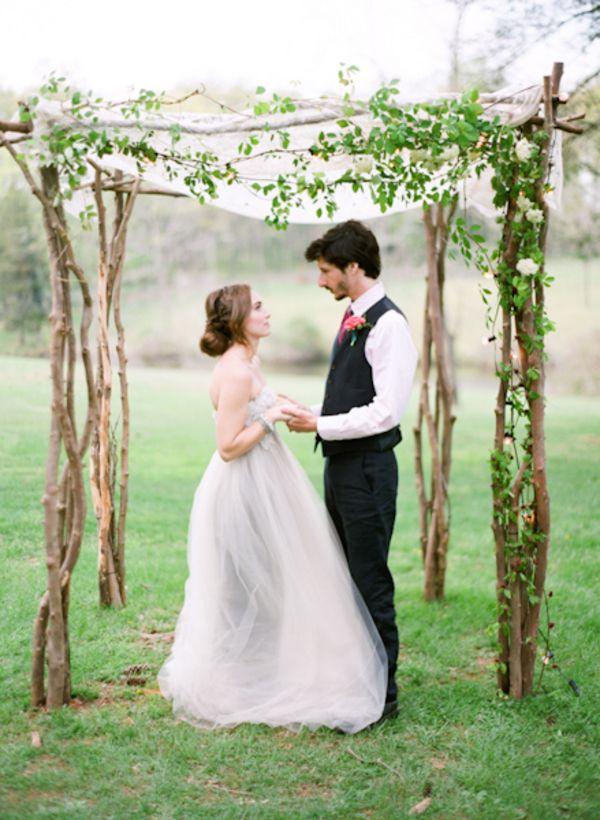Arche mariage : 30 belles idées pour un mariage rêvé                                                                                                                                                                                 More