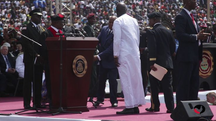 George Weah Inaugurated as Liberia's 25th President