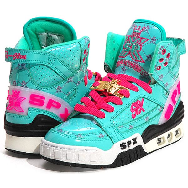 Get the shoes for $1 at e-shop.spxfootwear.com - Wheretoget. Blue High TopsG  DragonHigh Top ...