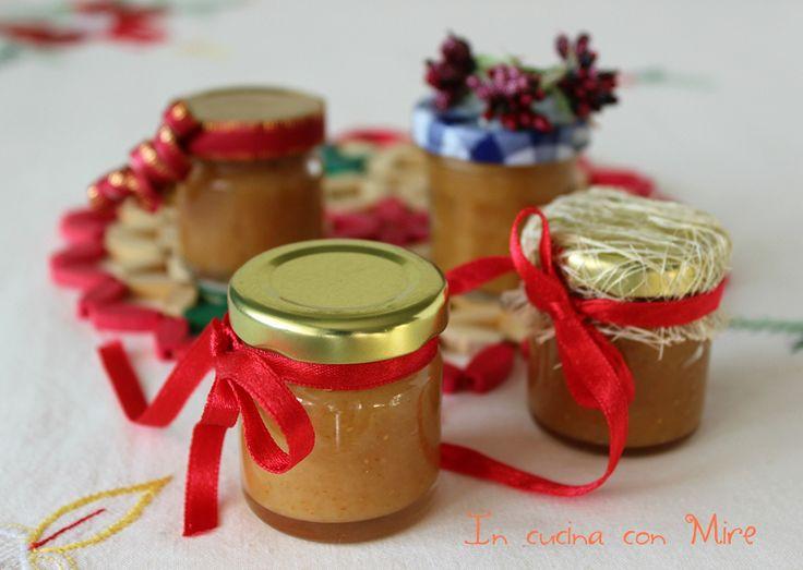 Confettura di fichi alla senape