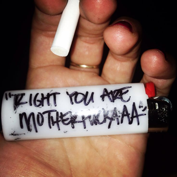 Hank moody californiacation lighter BY ME