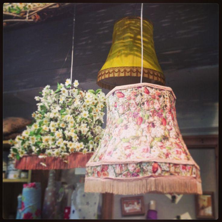 Festival Wedding Inspiration – Lampshade Love